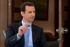 Assad's hold on powe