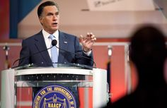 Mitt at the NAACP: Half-Truths and a Strange Courting