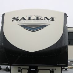 This 2020 Forest River Salem Hemisphere Elite 34RL Fifth Wheel is impressive even in its ❄️FROZEN ❄️state.