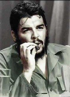 Photo of che for fans of Che Guevara 19052883 Che Guevara Photos, Monica Bellucci Young, Wallpapers En Hd, Ernesto Che Guevara, Rare Historical Photos, V For Vendetta, Fidel Castro, Guerrilla, Popular Culture