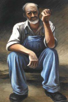 Joseph John Jones (1909-1963) - La Sequia