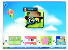 Wee Kids Stickers Menu   #kids #app #colorful #education #ichildren #kid #preschool #book #menu #ipad #iphone #android #iOS #Windows