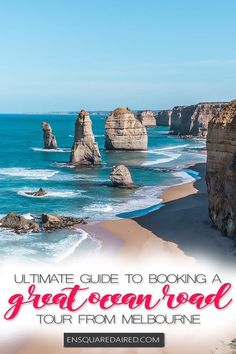 How to book a great ocean road tour from melbourne Beautiful Places To Visit, Cool Places To Visit, Places To Travel, Travel Destinations, Fiji Travel, Summer Travel, Fly To Fiji, Australia Tourism, South Australia