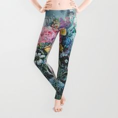 Very inspiring! These make me wanna buy them and also make some leggings of my own. I don't even own any jeans right now. : / -H