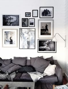 A new picture wall