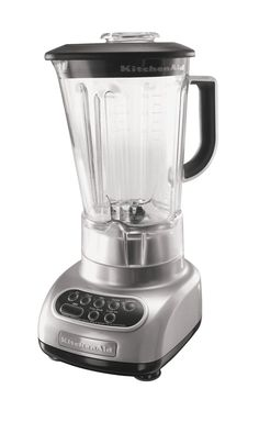 KitchenAid RKSB560MC 5-Speed Blender, Metallic Chrome (Certified Refurbished)