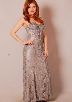 Vintage Style Formal Evening Dress Ideas