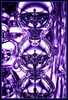 Bubbling Purple