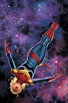 Captain Marvel by John Cassaday                                                                                                                                                                                 Mais