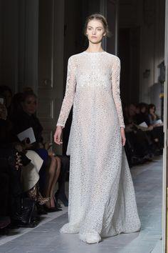 Le défilé Valentino haute couture printemps-été 2013