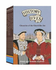 History Lives Box Set  -     By: Mindy Withrow, Brandon Withrow $32.99 from CBD.com