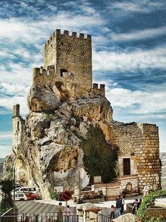 Castillo de Zuheros, Córdoba, Spain