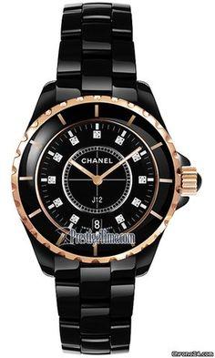 Chanel J12 Quartz 38mm Ladies Watch