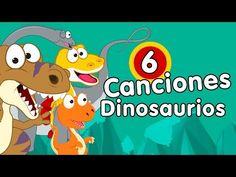 Dinosaurios las mejores canciones - YouTube Kids Decor, Sons, Family Guy, Teaching, Drawings, Fictional Characters, Frases, Dinosaur Activities, Nursery Rhymes Preschool