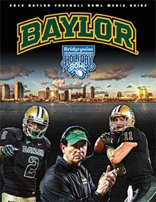 Who's ready for the Holiday Bowl?? #sicem #Baylor #sicUCLA