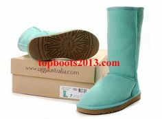 UGGs 5815 Classic Tall Boots Green Wholesale Online