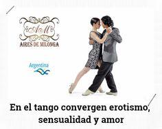 En el #Tango convergen #erotismo, #sensualidad y #amor. Suscríbete a mi newsletter https://airesdemilonga.com/es/newsletter para actualizaciones #gratis del #TangoArgentino