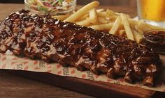 TGI Friday's $10 ribs dinner deal (except in Manhattan)