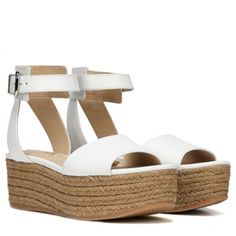 VIA SPIGA Women's Nemy Wedge Sandal