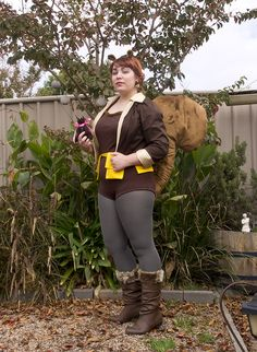 Super Hero Costumes, Girl Costumes, Cosplay Costumes, Halloween Costumes, Cosplay Ideas, Costume Ideas, Squirrel Girl Marvel, Unbeatable Squirrel Girl, Cos Play