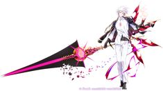 Red Lancer Fate Apocrypha,very cool art Fate Characters, Fantasy Characters, Anime Manga, Anime Art, Anime Boys, Top Imagem, Fate Servants, Handsome Anime Guys, Fate Anime Series