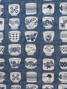 Image result for chinese and japanese indigo fabrics