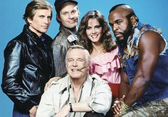 tv show the a - team - Bing images 80 Tv Shows, Movies And Tv Shows, Jan Fedder, The Ateam, 20th Century Fox, George Peppard, Films Cinema, 80s Tv, Vintage Tv