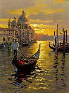Venezia piccolo amore.