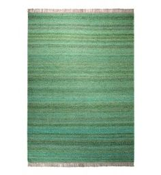 Esprit Blurred 7015 02 Modern Rugs Uk Green Cool Lounge Ideas