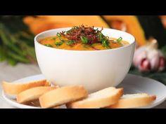 Caldos de 4 jeitos - YouTube Jiggly Cheesecake, Cheesecake Crust, Tart Recipes, Real Food Recipes, Summer Pudding, 3 Course Meals, Fancy Dinner Recipes, Thai Street Food, Ramen Bowl