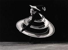 Oskar Schlemmer's costume for the Triadic Ballet, Bauhaus. 1922