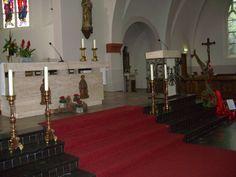 St. Antonius Abt kerk, Eindhoven, Pinksteren.