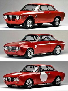 New Beautiful Cars Alfa Romeo Ideas Alfa Gta, Alfa Romeo Gta, Ferrari, Maserati, Lamborghini, Classic Sports Cars, Classic Cars, Alpha Romeo, Vw Vintage