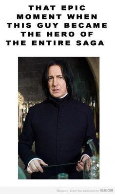 Snape, Snape, Severus Snape
