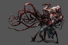 Necromorph 6 by mythrilgolem1 on DeviantArt