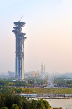 Beijing Olympic Park Observation Tower.