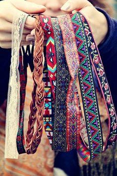 Hairband, love them !