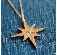 """Everlasting Light North Star Pendant Necklace """"When I wear this necklace, it reminds me that Jesus came to the earth to be the light of the world and to let His light shine through me."""" -Katie"""
