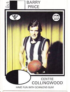 Collingwood Football Club, Football Cards, Have Fun, The Past, Soccer Cards