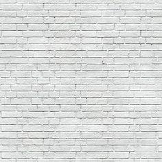 Textures White bricks texture seamles 00524 | Textures - ARCHITECTURE - BRICKS - White Bricks | Sketchuptexture White Bricks, Wall Textures, Brick Texture, Photo Montage, Watercolor Wallpaper, Seamless Textures, 3d Visualization, Brick Wall, Textured Walls