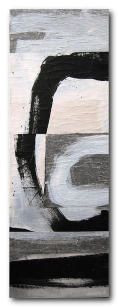 """Edmond Lacoste III, """"Believe / The Only Way"""", Acrylic & collage on canvas"""