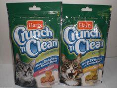 อาหารแมวรสแซลม่อน และ รสไก่ ช่วยทำความสะอาดฟันไปในตัว Price:US $11.95 http://www.ebay.com/itm/like/121319088697?lpid=82&item=121319088697&lgeo=1&vectorid=229466