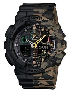 Shop men's and women's digital watches from G-SHOCK. G-SHOCK blends bold style with the most durable digital and analog-digital watches in the industry. Casio G-shock, Casio Watch, Casio G Shock Watches, Sport Watches, Watches For Men, Men's Watches, Fashion Watches, New G Shock, G Shock Men