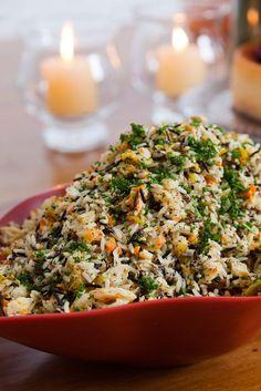 dicas-para-ceia-de-ano-novo-_salada-escandinava-de-haddock Fun Easy Recipes, Vegan Recipes, Easy Meals, New Flavour, Antipasto, Vegan Dinners, Going Vegan, Fried Rice, Carne