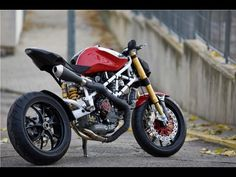 ducati pur sang, one of the best i ever seen.