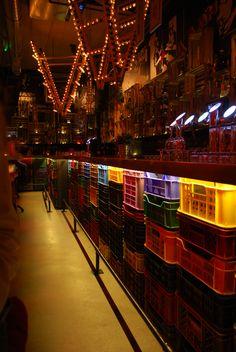 Spiler bar , Budapest