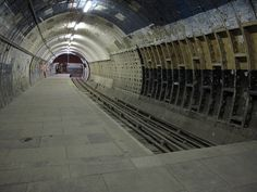 Aldwych Station, closed 20 years, History, Ian Visits Newsletter