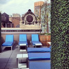Our Sun Deck and grill bar is opening tomorrow. Take in the #sun.
