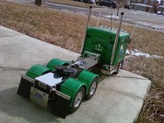 my fleet of 1/14 scale tamiya tractor trailers - R/C Tech Forums