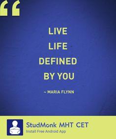 #StudMonk #motivate #quotes #inspiration #life #affirmation  #MHTCET #MHCET #NEET